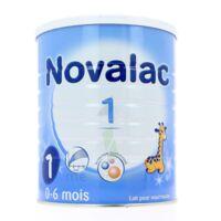 NOVALAC 1 Lait en poudre 1er âge B/800g à Mantes-La-Jolie