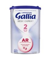 GALLIA BEBE EXPERT AR 2 Lait en poudre B/800g à Mantes-La-Jolie