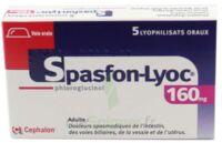SPASFON LYOC 160 mg, lyophilisat oral à Mantes-La-Jolie