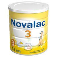 NOVALAC 3 Lait de croissance B/800g à Mantes-La-Jolie