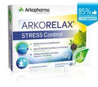 Arkorelax Stress Control Comprimés B/30 à Mantes-La-Jolie