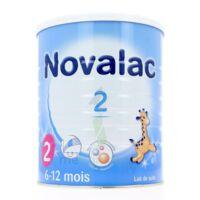 Novalac 2 Lait en poudre 800g à Mantes-La-Jolie