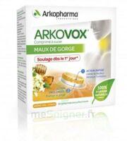 Arkovox Comprimés à sucer miel citron B/20 à Mantes-La-Jolie