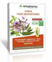 Duoflash Confort Respiratoire Gélules B/30 à Mantes-La-Jolie