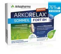 Arkorelax Sommeil Fort 8H Comprimés B/15 à Mantes-La-Jolie