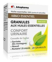 ARKOPHARMA GRANULE CONFORT URINAIRE 20 GRANULES à Mantes-La-Jolie