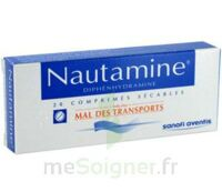 NAUTAMINE, comprimé sécable à Mantes-La-Jolie