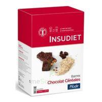 INSUDIET BARRES CHOCOLAT CEREALES à Mantes-La-Jolie
