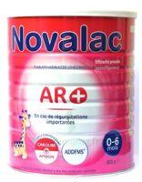 NOVALAC AR + 0-6 MOIS Lait pdre B/800g à Mantes-La-Jolie