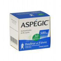 ASPEGIC 500 mg, poudre pour solution buvable en sachet-dose 30 à Mantes-La-Jolie