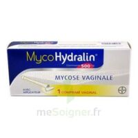 MYCOHYDRALIN 500 mg, comprimé vaginal à Mantes-La-Jolie
