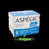 ASPEGIC 500 mg, poudre pour solution buvable en sachet-dose 20 à Mantes-La-Jolie