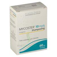 MYCOSTER 10 mg/g, shampooing à Mantes-La-Jolie