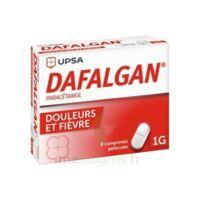DAFALGAN 1000 mg Comprimés pelliculés Plq/8 à Mantes-La-Jolie