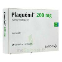 PLAQUENIL 200 mg, comprimé pelliculé à Mantes-La-Jolie