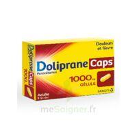 DOLIPRANECAPS 1000 mg Gélules Plq/8 à Mantes-La-Jolie