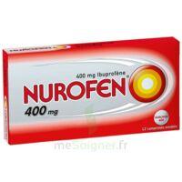 NUROFEN 400 mg Comprimés enrobés Plq/12 à Mantes-La-Jolie