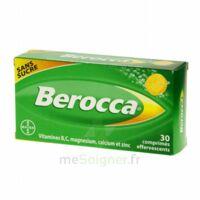Berocca Comprimés effervescents sans sucre T/30 à Mantes-La-Jolie