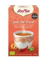 Yogi Tea Joie de Vivre à Mantes-La-Jolie