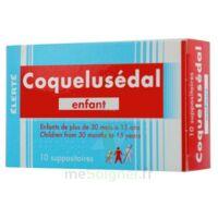 COQUELUSEDAL ENFANTS, suppositoire à Mantes-La-Jolie