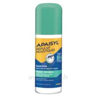 Apaisyl Répulsif Moustiques Emulsion peaux sensibles 90ml à Mantes-La-Jolie