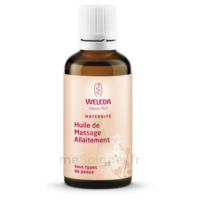 Weleda Huile de Massage Allaitement 50ml à Mantes-La-Jolie